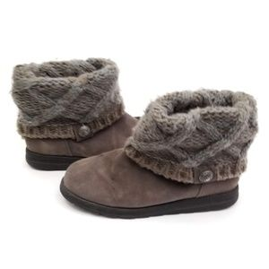 Muk Luks cozy warm slippers - Great Price! Size 7